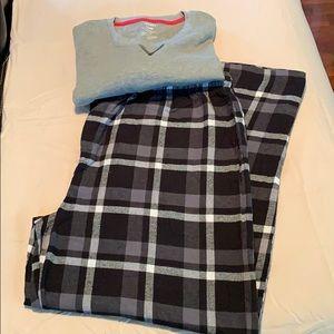 Thermal and Fleece Pajama Sets